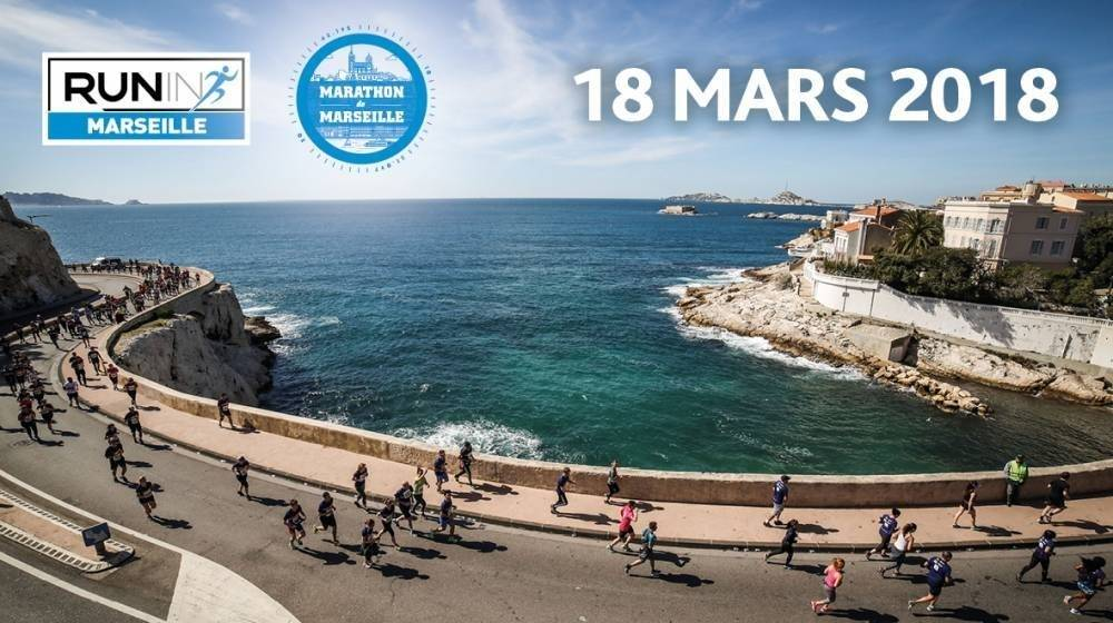 Run in course marseille 2018